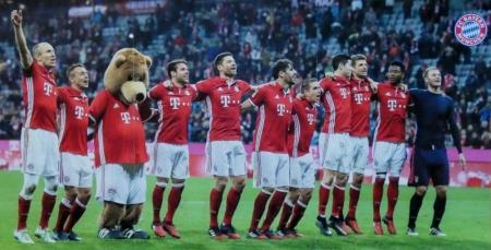 2016 12 21 Bundesliga Spiel gegen RB Leipzig