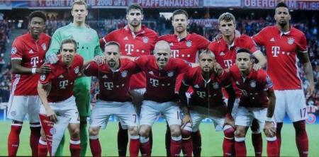 2017 04 12 Champions League Spiel gegen Real Madrid