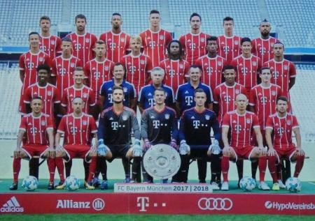 2017 08 18 Mannschaftsfoto 2017 2018