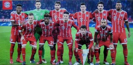 2018 02 20 Champions League Spiel gegen Besiktas