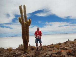 2015 10 29 Bolivien Uyuni Salzsee Insel Incahuasi