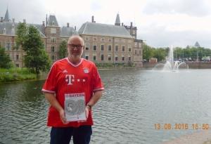 2016 08 13 Niederlande Den Haag Binnenhof aussen