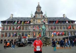 2016 08 22 Belgien Antwerpen Stadthaus