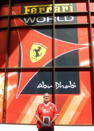2016 10 27 Abu Dhabi Ferrari World