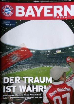 2005 05 31 Eröffnung Allianz Arena