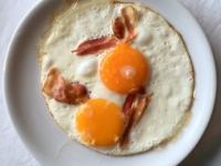 Frühstücks Spiegeleier 2018 Brilliant