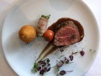 Chateaubriand und Rotwein Jus 2018 Elegant