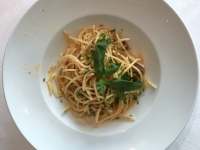 Spaghetti Aglio e Olio 2018 Elegant