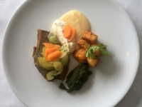Wiener Tafelspitz mit Cremespinat 2018 Brilliant