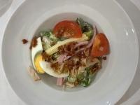 Chef Salat mit Ranch Dressing 2021 Brilliant