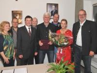 2014 11 12 Ehrenringverleihung an Gmde-Arzt a.D. Dr. Wilhelm Hagn