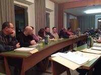 2014 12 10 Letzte Weihnachts-Gemeinderatssitzung für Gerald Stutz