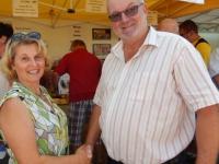 2015 08 15 Vorzeitige Übergabe des Vizebürgermeisteramtes an Helga Witzmann