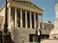 2008 04 09 FCG Gewerkschaftsausflug Parlament Wien