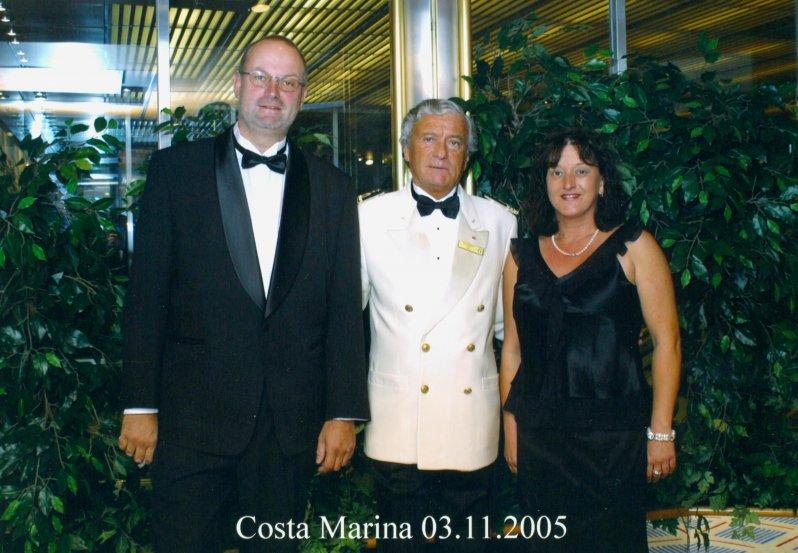 2005 11 03 Costa Marina Kapitän Mauro Bellomo