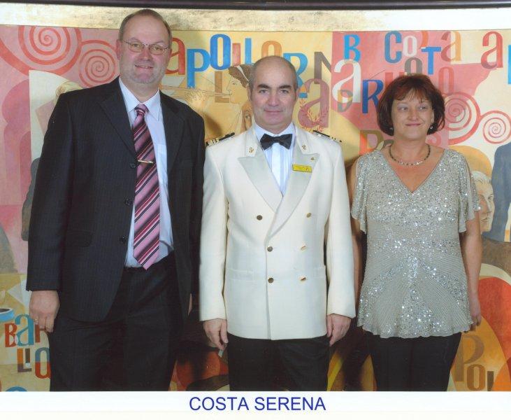 2007 11 06 Costa Serena Kapitän Francesco Serra