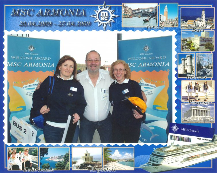 2009 04 20 MSC Armonia Venedig