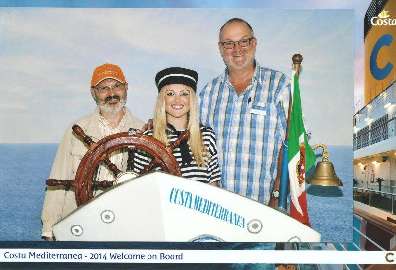 2014 07 28 Costa Mediterranea Hamburg