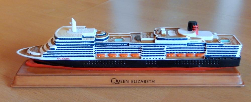 Queen Elisabeth Modell