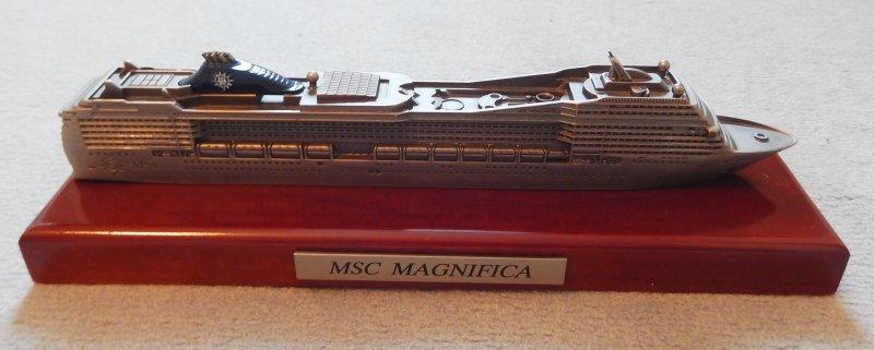 MSC Magnifica Modell