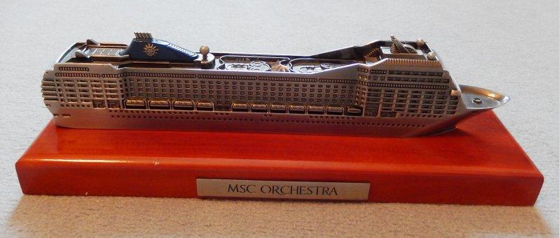 MSC Orchestra Modell