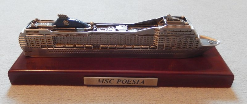 MSC Poesia Modell
