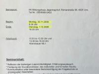 2009 11 30_12 01 AK Laienrichterausbildung Modul 3 Einladung