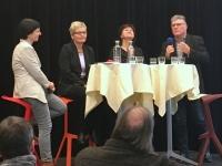2016 12 01 AK Laienrichterempfang Jägermayrhof Linz Diskussion