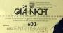 1998 02 06 Galanacht des Sports Brucknerhaus Linz Eintrittskarte