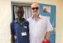 2019 02 15 Wassu Gambia Museum Megalithische Steinkreise Museumschef