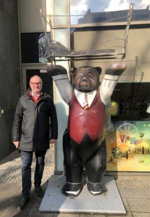 2020 03 04 Berlin Besuch mit Eric Plakolm