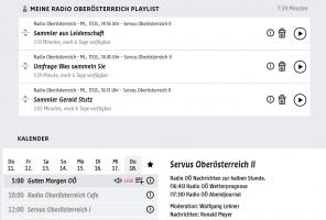 2021 03 17 Servus OÖ Playlist