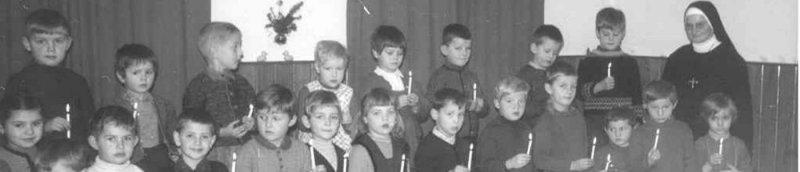 1968 Kindergarten