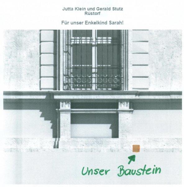 2016 01 01 Berliner Schloss Baustein