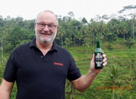 2015 03 26 Indonesien Bali Reisfelder Ritterbräu