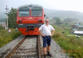 2016 07 24 Transsibirische längste Eisenbahn der Welt