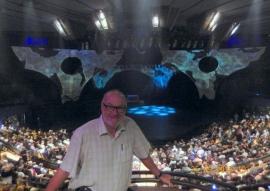 2016 09 25 Berlin Friedrichstadtpalast größte Theaterbühne der Welt
