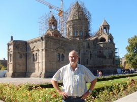 2016 10 16 Armenien Kathedrale Etschmiadsin