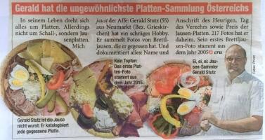 2018 05 15 Tageszeitung HEUTE