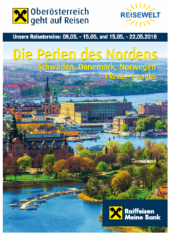 Bankenreise 2016 Seite 1