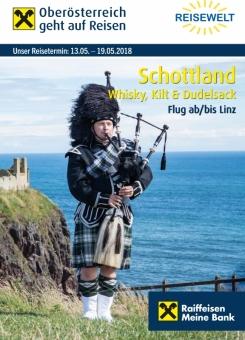 Bankenreise 2018 Schottland