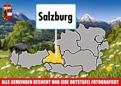 Besuchte Gemeinden Salzburg