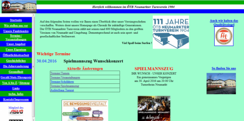 Homepage ÖTB Neumarkter Turnverein