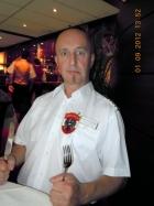 Hotelmanager Helmut Spitzbart 2012 MS Amadeus Diamond