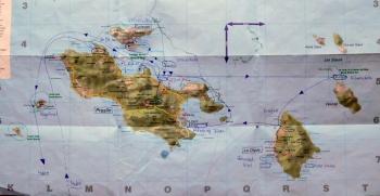 Seychellen Routenplan2