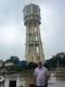 Siofok Wasserturm im Komitat Somogy