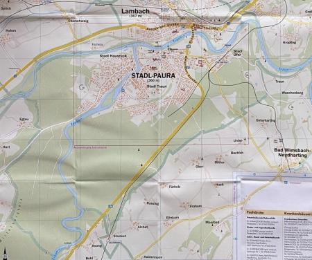 Gemeindeplan Stadl Paura