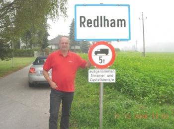 Redlham besucht am 11 10 2006