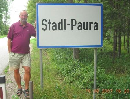Stadl Paura besucht am 16 08 2007