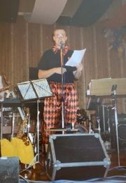 1989 01 28 Begrüssung Festwart Gerald Stutz